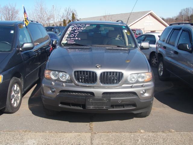 Used BMW X5 X5 4dr AWD 3.0i 2004