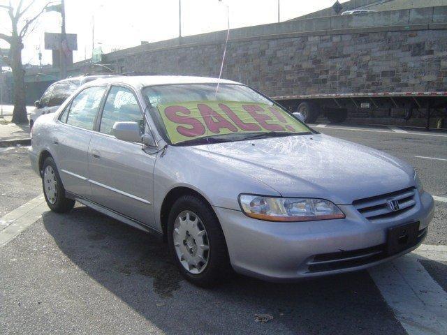 Used Honda Accord Sdn LX 2002