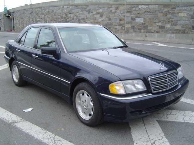 Used Mercedes-benz C-class 4dr Sdn 2.8L 1999