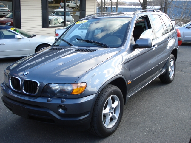 Used 2002 BMW X5 in Waterbury, Connecticut