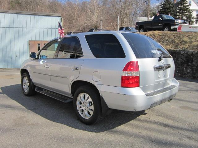 2003 Acura MDX 4dr SUV Touring Pkg w/Navigati, available for sale in Naugatuck, CT