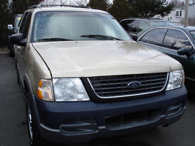 Used Ford Explorer XLT 2002