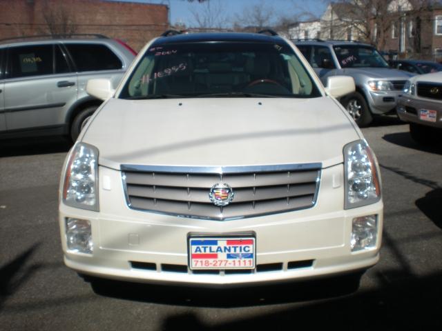 Used Cadillac SRX 4dr V8 SUV 2004
