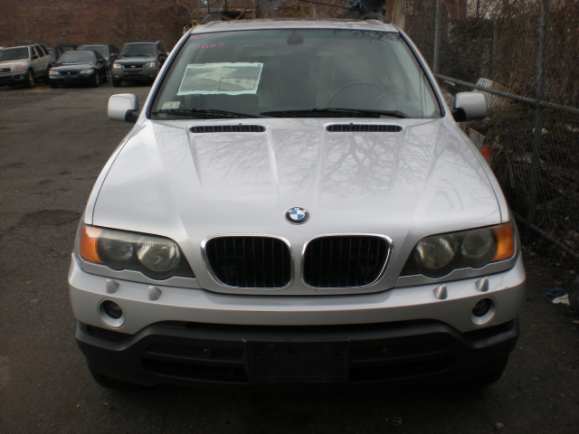 Used BMW X5 X5 4dr AWD 3.0i 2002