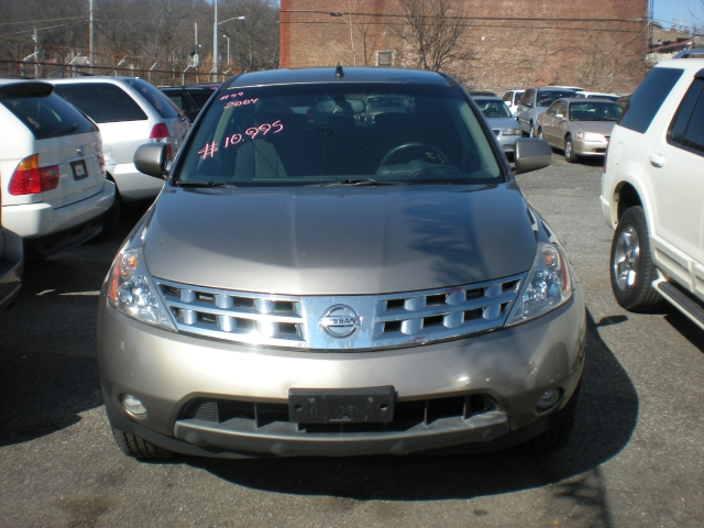 Used Nissan Murano 4dr SL AWD V6 2004