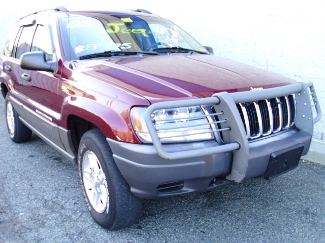 Used Jeep Grand Cherokee 4dr Laredo 4WD 2003