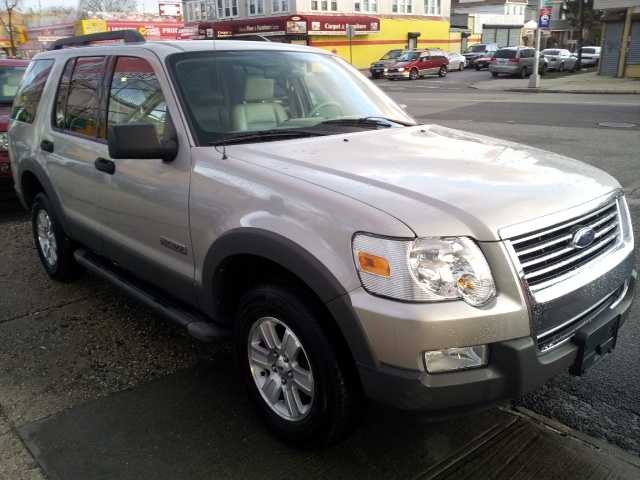 Used Ford Explorer 4dr 114