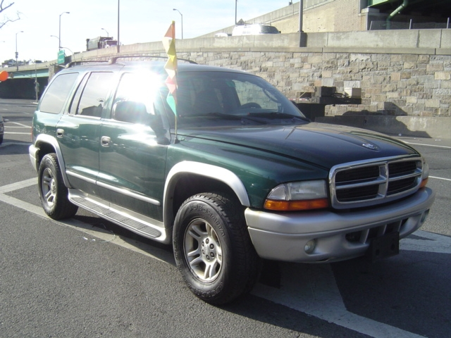 Used Dodge Durango 4dr 4WD SLT Plus 2002