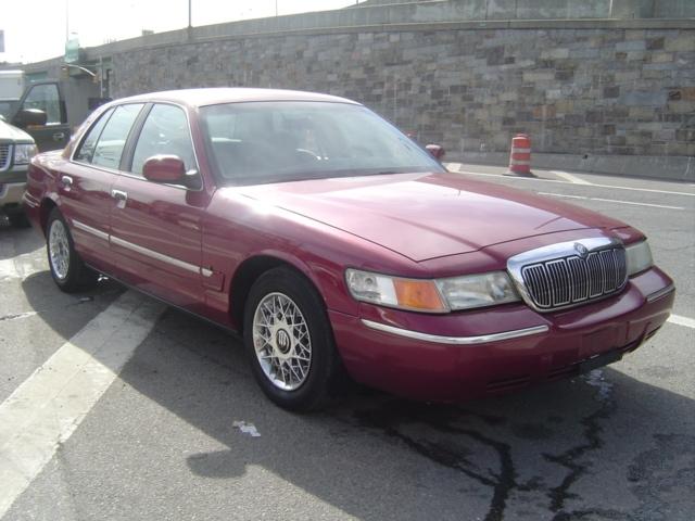 Used Mercury Grand Marquis GS 2002