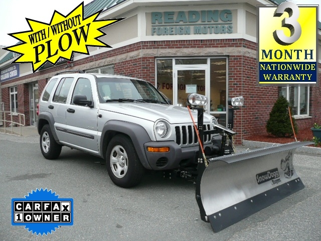 Used Jeep Liberty 4dr Sport 4WD 2004