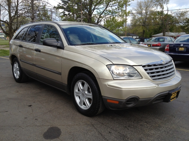 Used Chrysler Pacifica 4dr Wgn FWD 2005