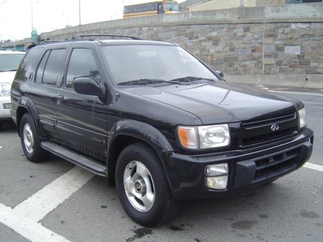 Used Infiniti QX4 4dr SUV Luxury 4WD 2000