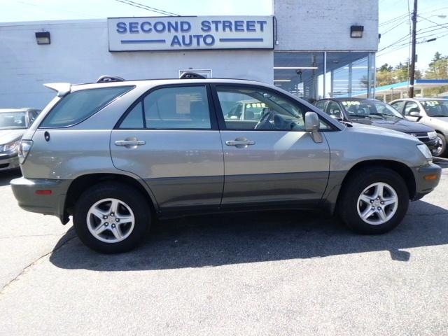 Used 2001 Lexus Rx 300 in Manchester, New Hampshire