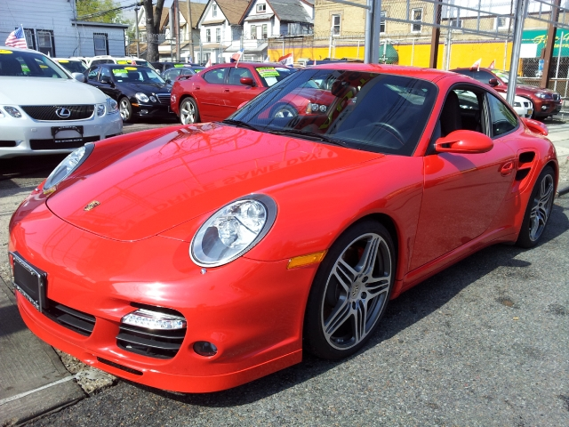 Used Porsche 911 2dr Cpe Turbo 2008