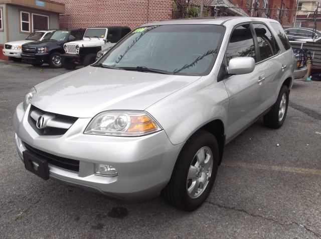 Used Acura MDX 4dr SUV AT 2006
