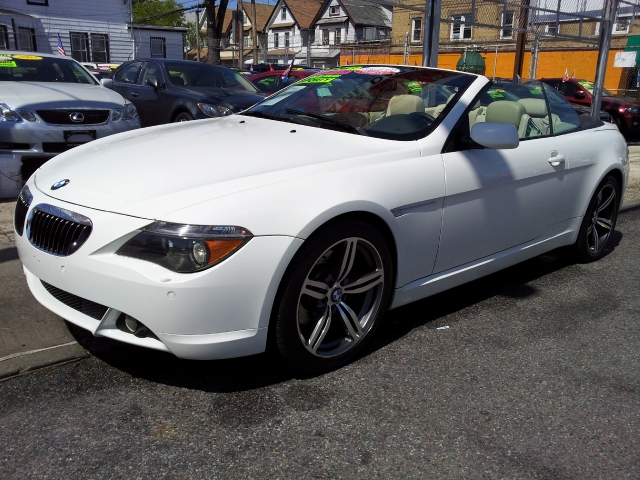 Used BMW 6 Series 645Ci 2dr Convertible 2005