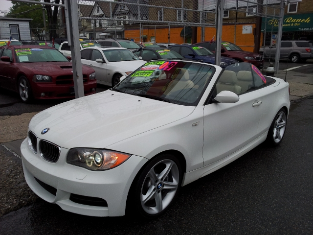 Used BMW 1-series 2dr Conv 135i 2009