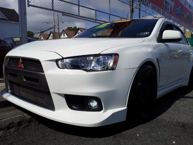 Used Mitsubishi Lancer 4dr Sdn Man Evolution MR 2008