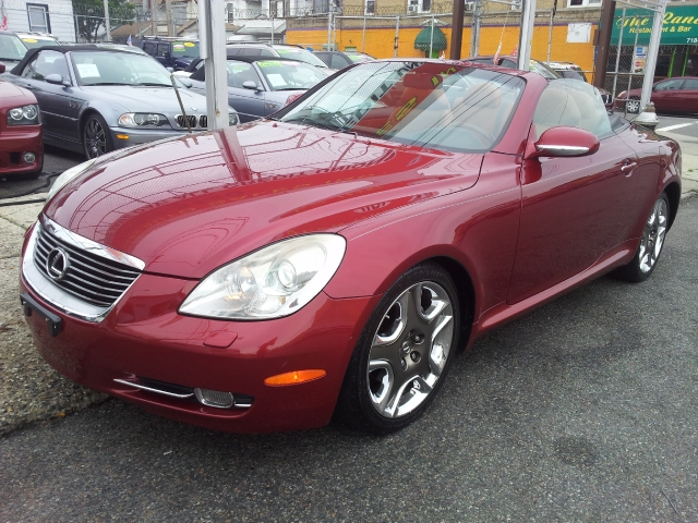 Used Lexus Sc 430 2dr Convertible 2006