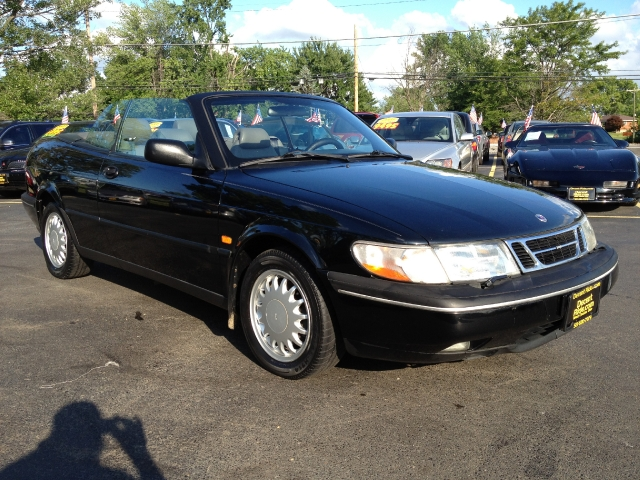 Used Saab 900 2dr Convertible S Manual 1995