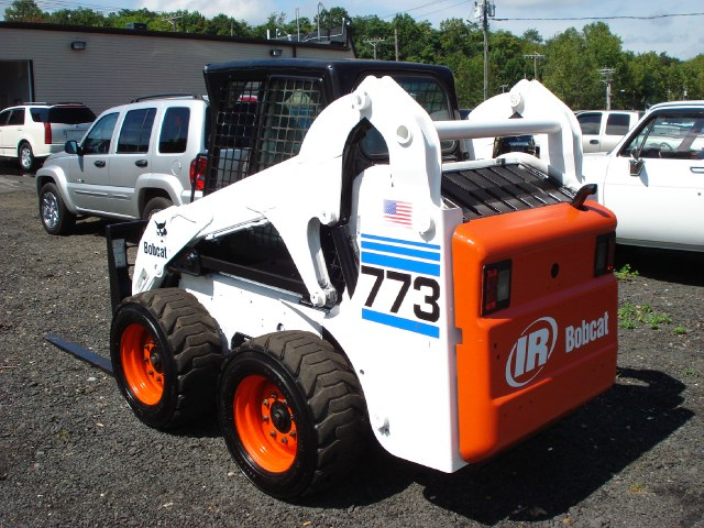 Used 2001 Bobcat 773 in Waterbury, Connecticut