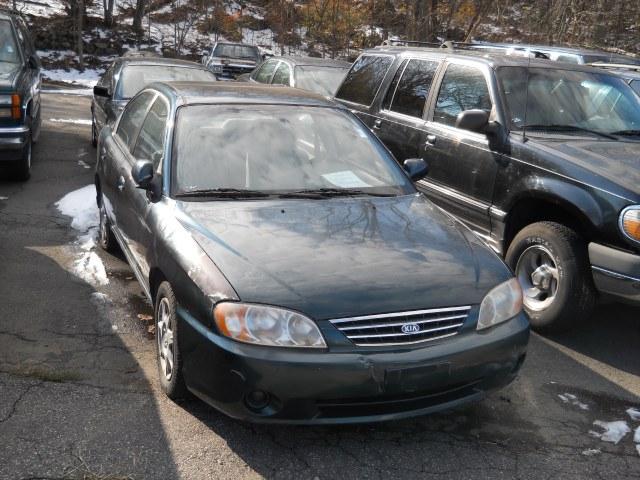 Used Kia Spectra 4dr Sdn Auto Base 2002