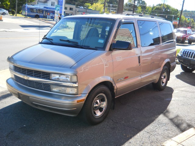 "Used Chevrolet Astro Passenger 111"" WB AWD 2002"