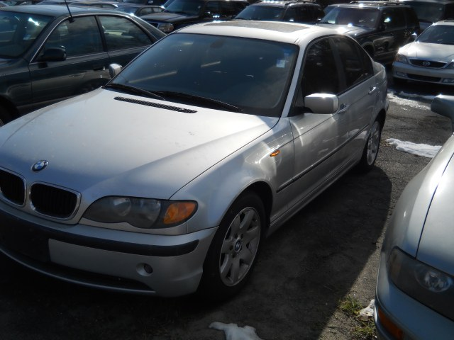 Used BMW 3 Series 325i 4dr Sdn RWD 2003
