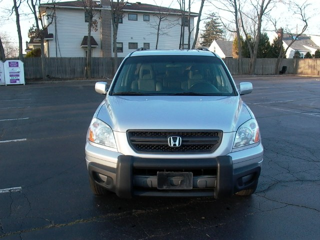 Used Honda Pilot 4WD EX Auto w/Leather 2003