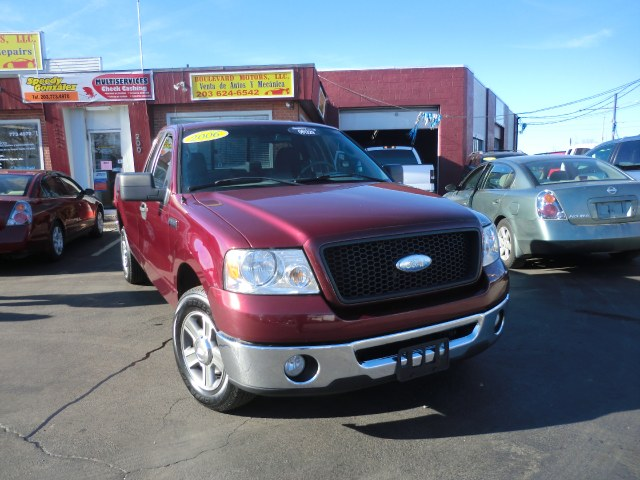 "Used Ford F-150 Reg Cab 126"" XLT 2006"