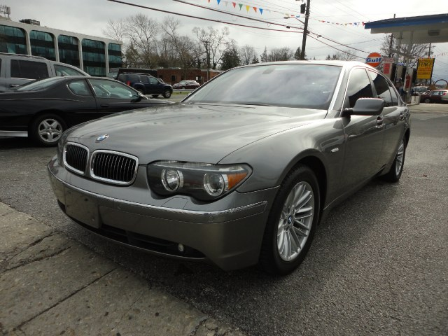 Used BMW 7 Series 745Li 4dr Sdn 2004