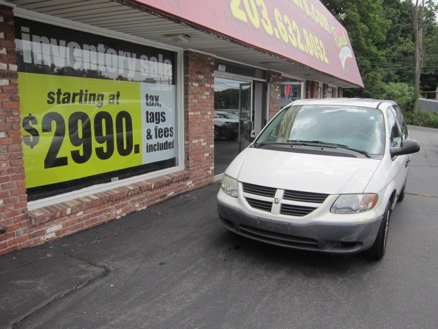 Used 2007 Dodge Caravan in Naugatuck, Connecticut