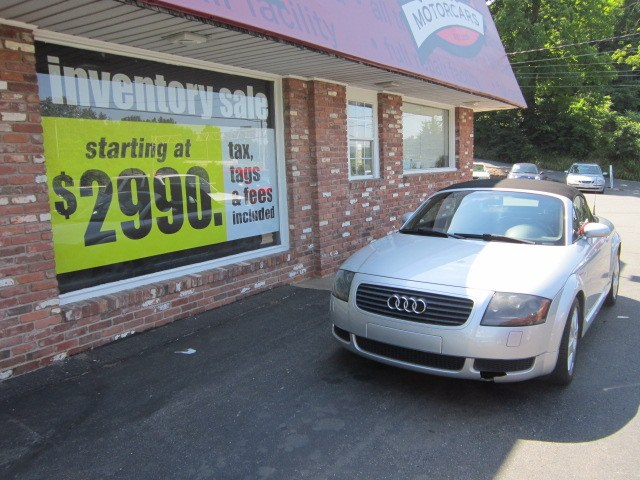 Used 2002 Audi TT in Naugatuck, Connecticut