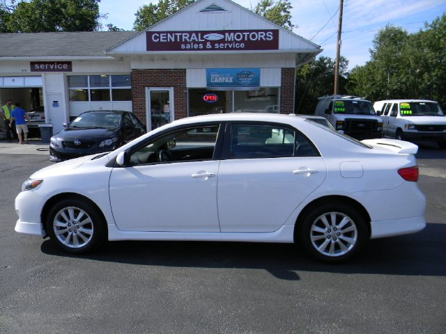 Used 2010 Toyota Corolla in Southborough, Massachusetts