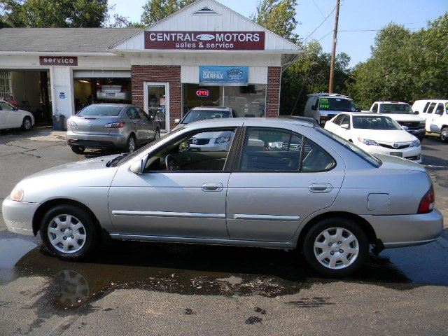 Used 2002 Nissan Sentra in Southborough, Massachusetts