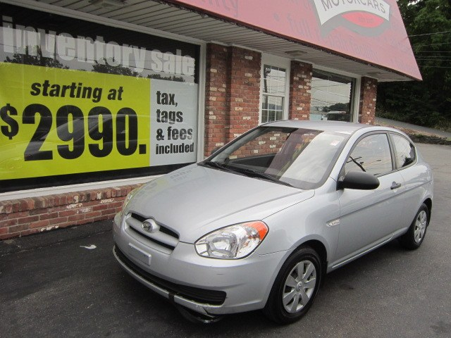 Used 2007 Hyundai Accent in Naugatuck, Connecticut