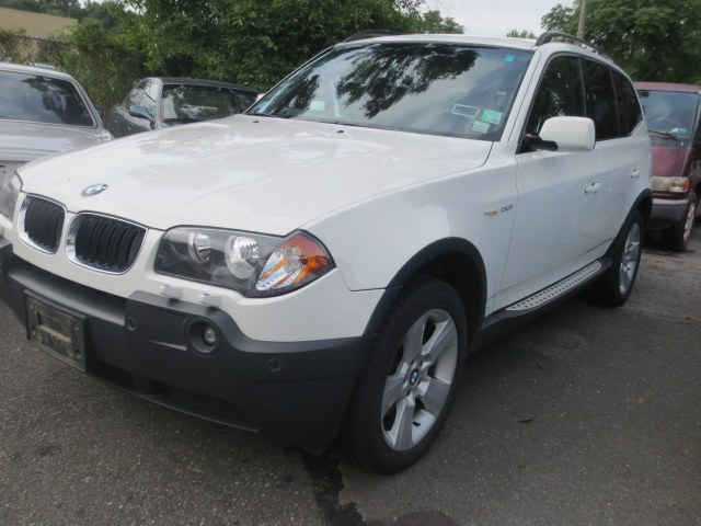 Used BMW X3 X3 4dr AWD 3.0i 2005