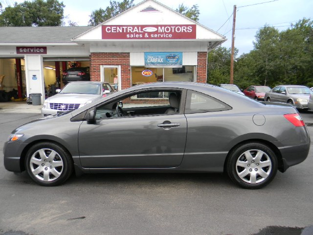 Used 2010 Honda Civic Cpe in Southborough, Massachusetts