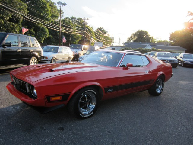 Used FORD MUSTANG MACH1 1973