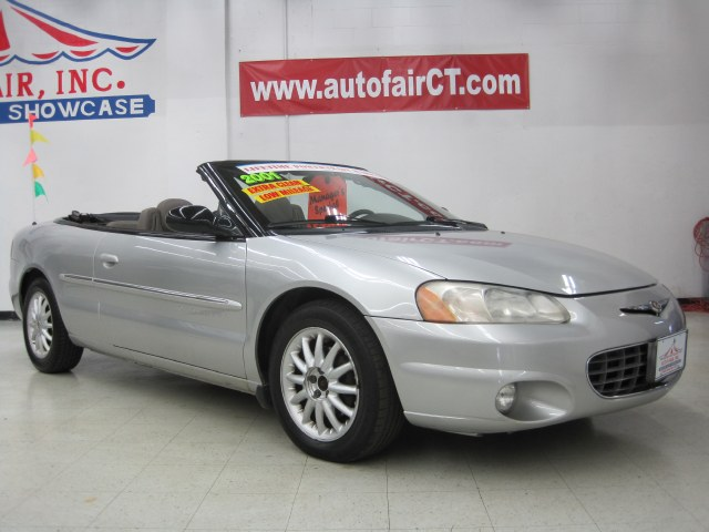Used Chrysler Sebring 2dr Convertible LXi 2001