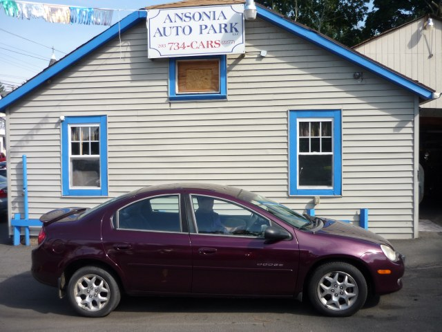 Used Dodge Neon 4dr Sdn Highline 2000