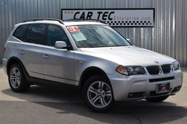 Used BMW X3 X3 4dr AWD 3.0i 2006