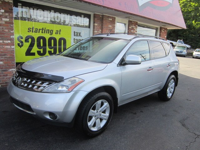 Used 2006 Nissan Murano in Naugatuck, Connecticut