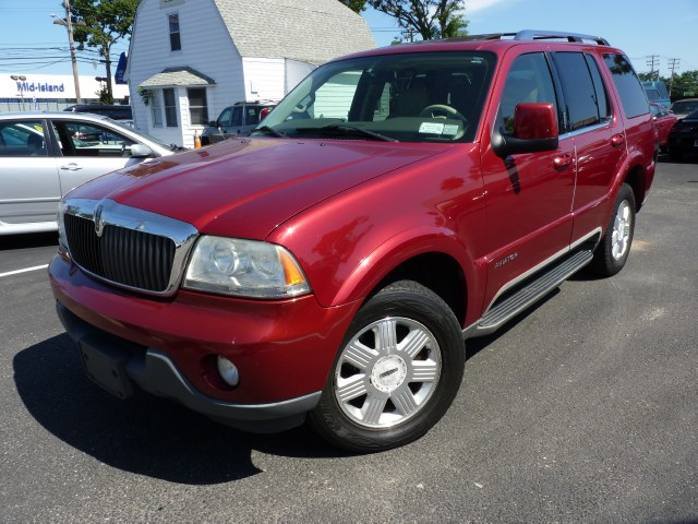 Used Lincoln Aviator 4dr AWD Ultimate 2004