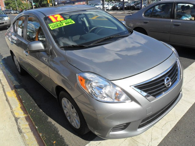 Used 2012 Nissan Versa in Jamaica, New York