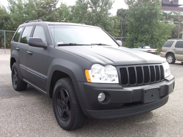 Used Jeep Grand Cherokee 4WD 4dr Limited 2007