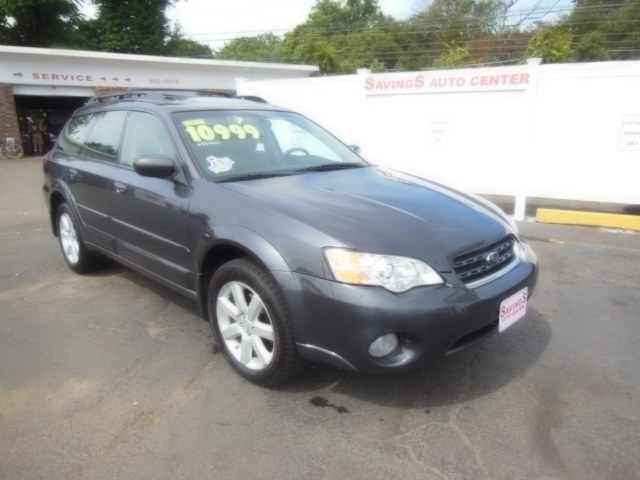 Used Subaru Legacy Wagon 4dr H4 AT Outback Ltd 2007