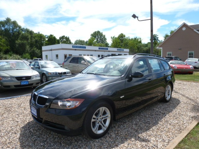 Used BMW 3 Series 4dr Sports Wgn 328xi AWD 2007