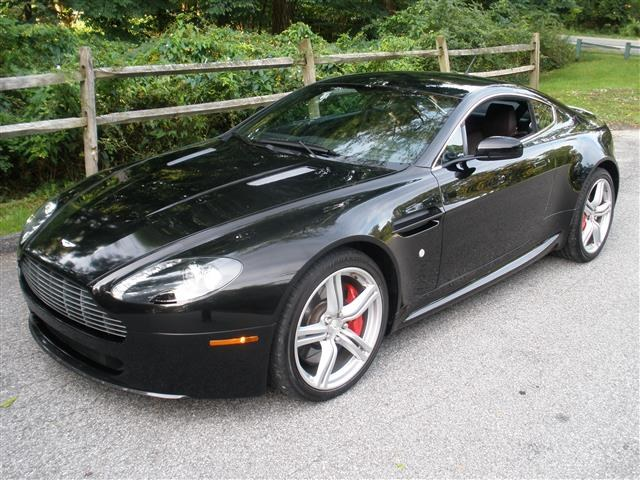Used 2007 Aston Martin Vantage in Danbury, Connecticut