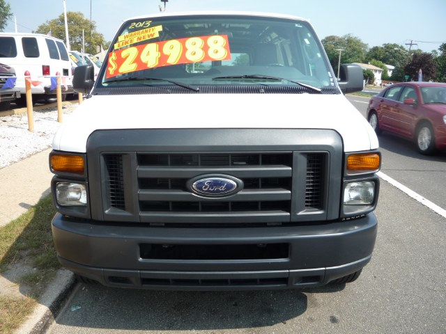 Used Ford Econoline Cargo Van E-250 Ext Commercial 2013